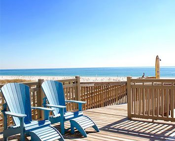 Vacation Rental Beach Access