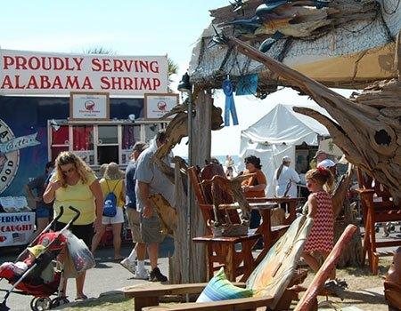 Shrimp Festival Gulf Shores 2020.Gulf Shores 2018 Shrimp Festival Young S Suncoast Vacation